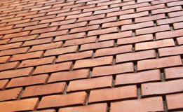Free Diagonal Brick Structure Royalty Free Stock Photo - 10534485