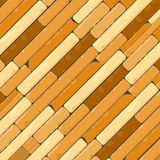 Diagonal Brick Wall Background in Brown and Creamy White Tones. This diagonal Brick Wall background is a beautiful blend of chocolate and wood brown undertone Stock Images