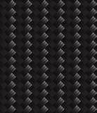Diagonal carbon fabric texture Royalty Free Stock Photos