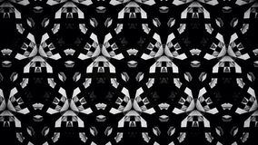 Diagonal checkerboard pattern wallpaper. Diagonal checkerboard pattern black and white color background Royalty Free Stock Photo