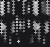Diagonal checkerboard pattern wallpaper. Diagonal checkerboard pattern black and white color background Royalty Free Stock Photos