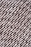 Diagonal cotton textured. Closeup view of a jersey, for using it as abstract background Royalty Free Stock Images