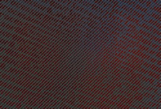Diagonal dark red computer text texture background Stock Image