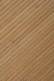 Diagonal de bambú Foto de archivo