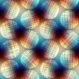 Diagonal geometric pattern Royalty Free Stock Photo