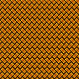Diagonal golden pattern Royalty Free Stock Image