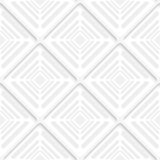 Diagonal gray offset squares pattern Stock Photos
