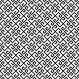 Diagonal grekisk sömlös textur för slingringargrinighet vektor illustrationer