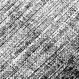 Diagonal Halftone Texture Stock Photography