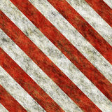 Diagonal hazard stripes seamless texture Stock Images