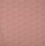 Diagonal, langetterad röd diamantmodell på bomull, linnetyg Arkivbild