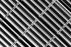 Diagonal lines Stock Images