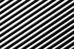 Diagonal lines, bw Stock Image