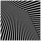 Diagonal lines pattern, vector illustration black abstract backg Stock Photos