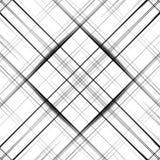 Diagonal lines on white background Royalty Free Stock Photo