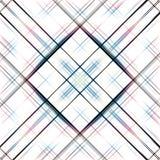 Diagonal lines on white background Royalty Free Stock Photos