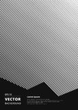 Diagonal lines white pattern. Seamless texture. Repeat stripes p Stock Photography