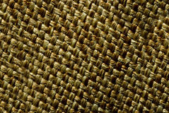 Diagonal material background. Extreme close-up of brown material background royalty free stock photos