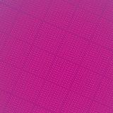 Diagonal modell för rosa och purpurfärgad hjärta Royaltyfria Foton