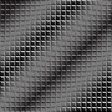 Diagonal mosaic grey pattern. Stock Images