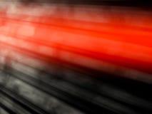 Diagonal motion blur smoke rays background Stock Images