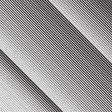 Diagonal Oblique Edgy Lines Pattern in Vector Royalty Free Stock Photo