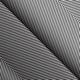 Diagonal Oblique Edgy Zigzag Lines Pattern in Vector Royalty Free Stock Images