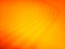 Diagonal orange desert dune bokeh background Stock Photography
