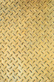 A diagonal pattern on  metal Royalty Free Stock Images