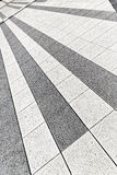 Diagonal Pavement Blocks Pattern Royalty Free Stock Images