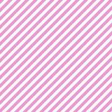 Diagonal Pink Striped Pattern Background Royalty Free Stock Photo