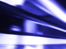 Diagonal purple motion blur bokeh background Stock Image