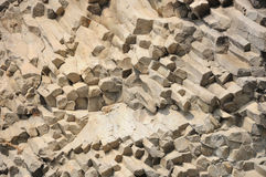 Diagonal rock texture background Royalty Free Stock Photography