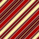 Diagonal seamless striped pattern Royalty Free Stock Photography