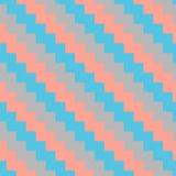 Diagonal seamless striped pattern. vector illustration