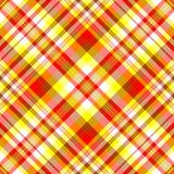 diagonal seamless vektor för cell Arkivfoto