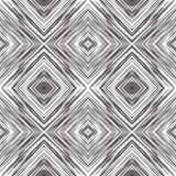 Diagonal square tangle line pattern Royalty Free Stock Image
