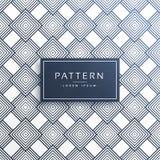 Diagonal squares modern line pattern background stock illustration