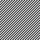 Diagonal straight parallel lines seamlessly repeatable pattern i. N square format - Royalty free vector illustration Royalty Free Stock Image
