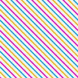 Diagonal stripe seamless pattern Stock Photography