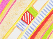 Diagonal Striped Pattern Royalty Free Stock Image