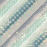 Diagonal striped pattern. Royalty Free Stock Photo