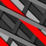 Diagonal strips pattern. Stock Photo