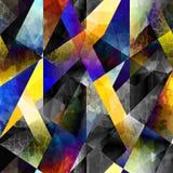 Diagonal strips pattern. Stock Photos