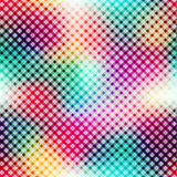 Diagonal texture plaid on blur background Royalty Free Stock Photo