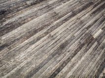 Diagonal Textured Wooden Planks Stock Image
