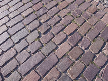 Diagonal tiles Royalty Free Stock Image