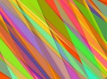 Diagonal traslapada abstracta del modelo de Digitaces imágenes de archivo libres de regalías