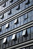 Back Lit Curtain Wall Stock Images