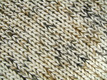 Diagonal wool pattern Stock Photos